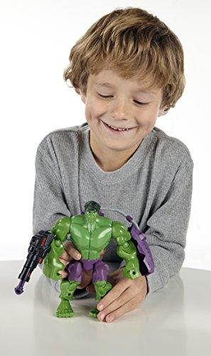 Image of Marvel Avengers Hero Mashers Hulk Action Figure