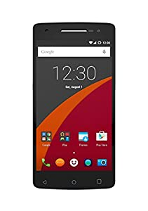 Wileyfox Storm 4G Dual SIM-Free Smartphone (Amazon exclusive - cyanogen 12.1, 5.5 inch Full HD Screen, 32 GB ROM + 3 GB RAM, MicroSD Slot, 20 MPX Rear Camera) - Sandstone Black