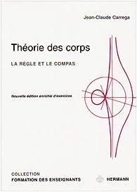 Théorie des corps par Jean-Claude Carrega