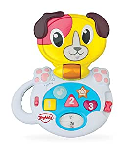 Sky Kidz Puppy Laptop, Multi Color