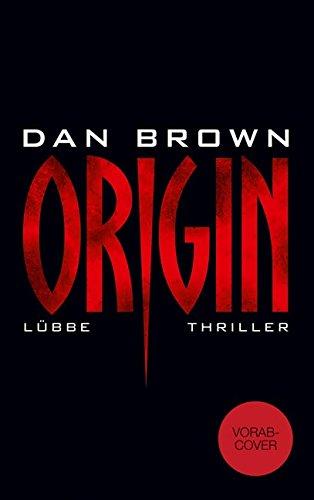 Buchseite und Rezensionen zu 'Origin' von Dan Brown