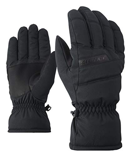 Ziener Herren Gramus Glove Ski Alpine Handschuhe, , schwarz (black), 8.5
