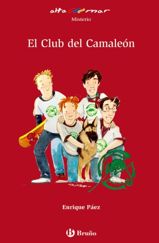 El Club Del Camaleon / The Chameleon Club (Alta Mar- Misterio / Open Sea- Mystery) por Enrique Paez