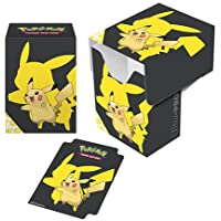 Ultra Pro E-15102 Pokemon-Full View Deck Box-Pikachu 2019