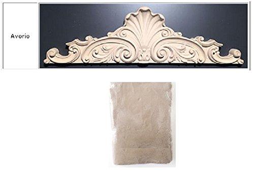1kg-6-colori-a-scelta-di-pasta-di-legno-modellabile-per-riprodurre-oggetti-e-fregi-rapida-avorio