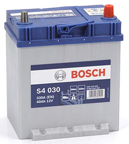Bosch-S4030 Batteria Auto 40A/h-330A