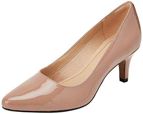 Clarks Isidora Faye, Zapatos Tacón Mujer, Beige Nude