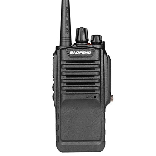 Mengshen BaoFeng Funkgerät BF-9700 Dual Band Two Way Radio, 8W IP67 Waterproof Dustproof Walkie Talkie UHF 400-520MHz, with High Gain Antenna, High-Powered Big Power 2500mAh BF-9700 Ou