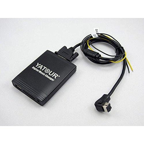 Interface adaptateur cable porte USB / SD / AUX / MP3 pour autoradio PIONEER