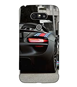 Fuson Designer Back Case Cover for LG G5 :: LG G5 Dual H860N :: LG G5 Speed H858 H850 VS987 H820 LS992 H830 US992 (A Luxurious Car Designer )