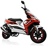 GT UNION Motorroller Veloce, 50 ccm, 45 km/h
