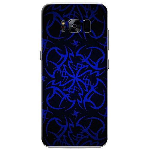 Tribal Cult Tattoo Coque rigide pour téléphone portable Kult-Tattoo Tribal - Blau