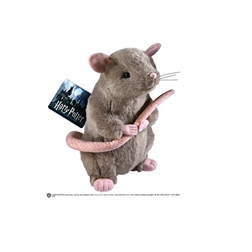 Fantastic Beasts Plush Figure Scabbers 23 cm Noble Collection Peluches