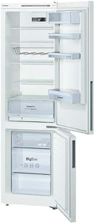 Bosch KGV39VW30S Réfrigérateur combiné 344L Classe: A++ Blanc