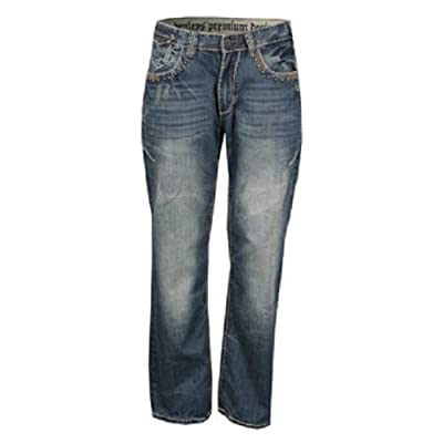 Mens Henleys Jeans