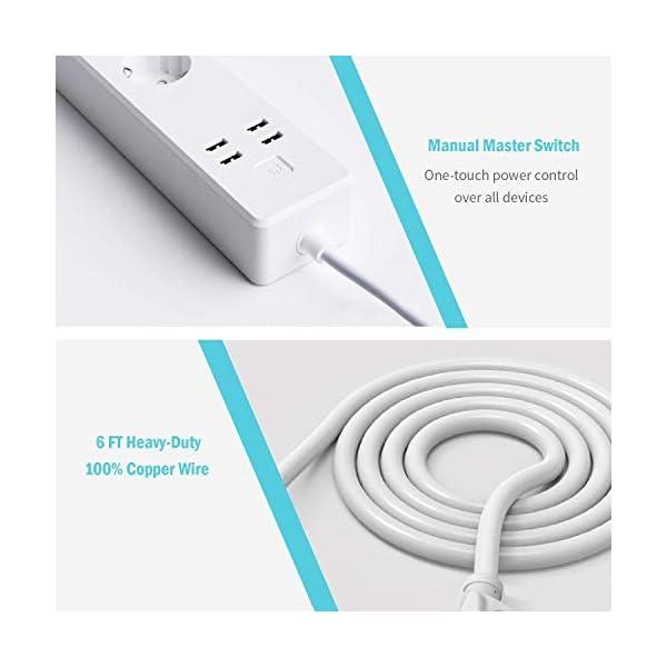 meross-Ciabatta-Intelligente-Multipresa-Wifi-3-Prese-AC-4-Porte-USB-Funzione-Timer-Protezione-da-Sovraccarico-2500W-10A-APP-Controllo-Remoto-Compatible-con-Amazon-Alexa-Google-Assistant-e-IFTTT