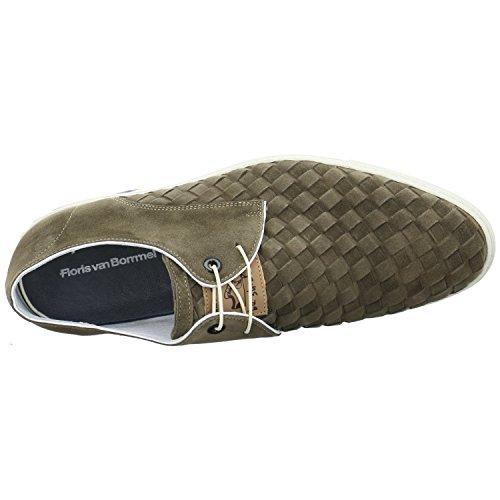 Floris van Bommel  14451/01, Chaussures derby homme Beige