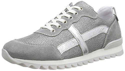 Richter Kinderschuhe Tosca  3726-732 Mädchen Sneakers Grau (rock/silver  6101)