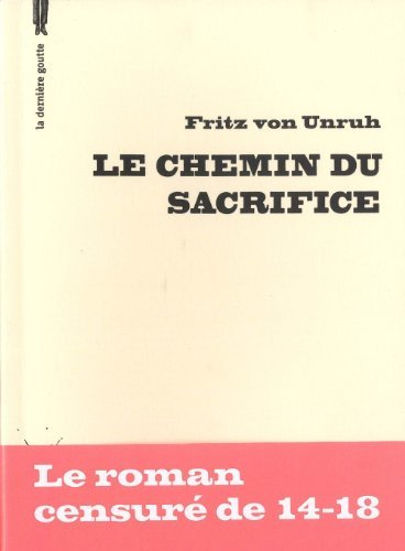 Le Chemin Du Sacrifice [Pdf/ePub] eBook