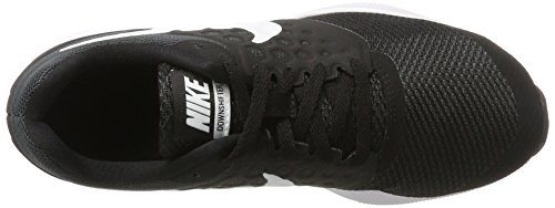 Nike Downshifter 7 (Gs), Scarpe da Trail Running Bambino Nero (Black/white-anthracite)