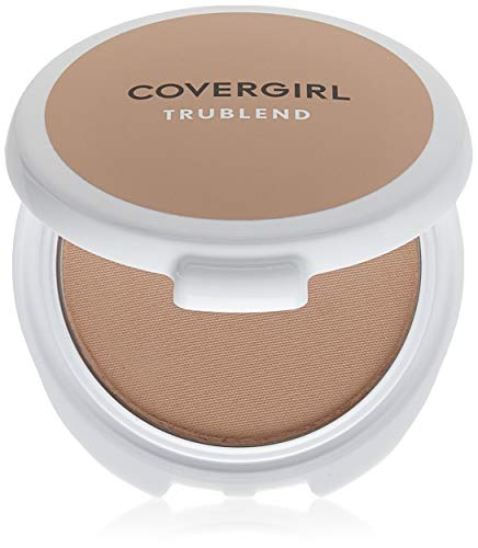 COVERGIRL - Trublend Pressed Powder Translucent Honey - 0.39 oz. (11 g) (Pressed Powder-cover-girl)