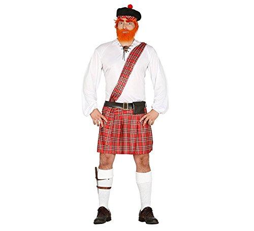Imagen de disfraz de escocés para hombre