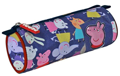 PEPPA PIG – Trousse cylindrique George Peppa PIg