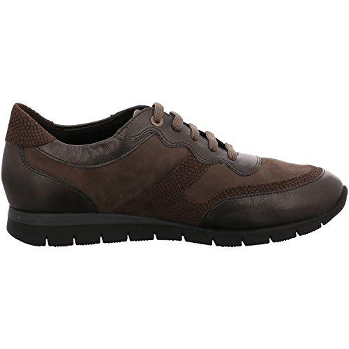 Mephisto  K1428 Vv7, Chaussures de ville à lacets pour femme Gris