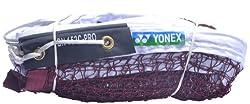 Yonex BN152C Pro Badminton Net (Maroon)