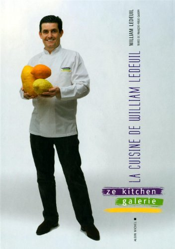 LA CUISINE DE WILLIAM LEDEUIL: Ze Kitchen Galerie Restaurant