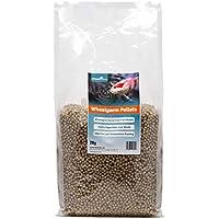 Premium Winter Wheatgerm Fish Food Pond Pellets - 2 Kg - All Pond Solutions