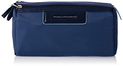 Piquadro By4180ce Handtasche, Unisex Erwachsen, Blau