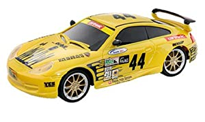 Cart Electronic 31006Tipo Porsche GT3, Escala 1: 24, 18V Motor, 4Puntos de Contacto