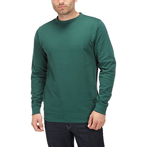 Charles Wilson Essential Sweatshirt (Green, Medium)