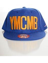 YMCMB - Casquette YMCMB Snapback Bleu
