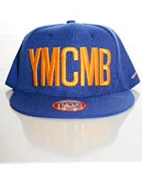 YMCMB - Casquette YMCMB Snapback Bleu