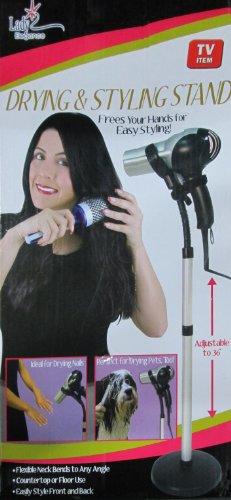 Lady Elegance Hände frei Haare trocknen und Frisieren Ständer