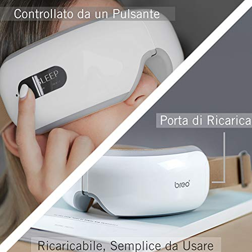 Zoom IMG-3 breo massaggiatore oculare dispositivo di