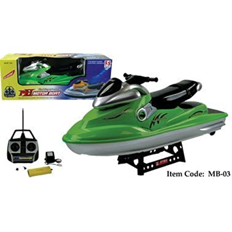 Beautiful 22 Inches Fast RC Jet Ski Seadoo Speed RC Boat by E-Toysworld by (Sea Doo Jet Boat)