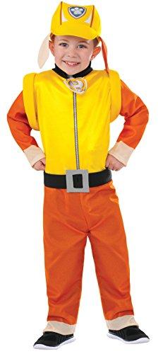 Ryder Patrol Paw Kostüm - Rubie's Rubble-Kostüm, Offizielles