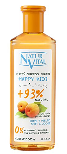 Naturaleza y Vida Happy Kids Shampoo - 300 ml