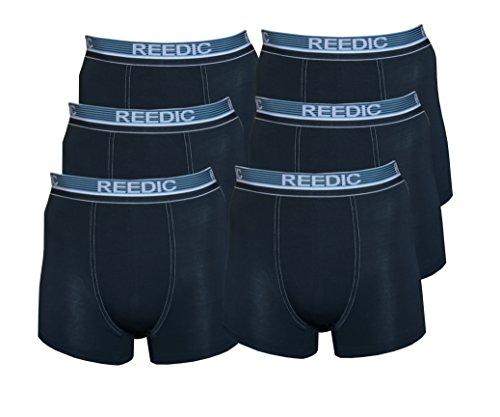 Reedic -  Boxer  - Uomo 6x dunkelblau