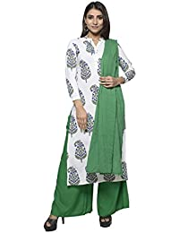Vastra Vinod Women's Rayon Salwar Suit Set - B07844YF3H