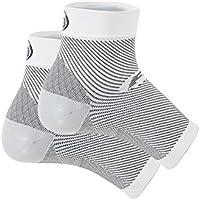 Orthosleeve® FS6 Fußbandage | Weiß - Größe XL| Exklusive Kompressionszonentechnologie® mit 6 Zonen| Plantarfasziitis... preisvergleich bei billige-tabletten.eu