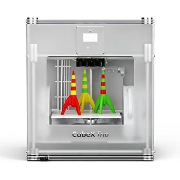 Cubify Cubex 3D Drucker Grau, Q1 2014, silbergrau