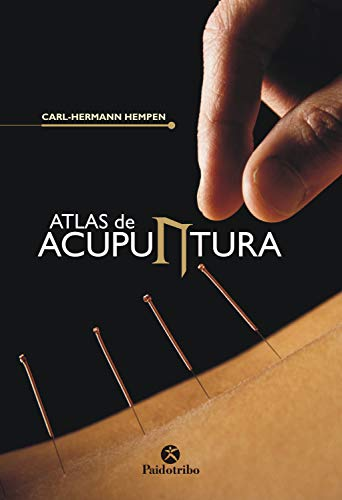 Atlas de acupuntura (Color) (Spanish Edition)