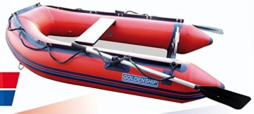 HSD Inflatable Boat (4.20 m)