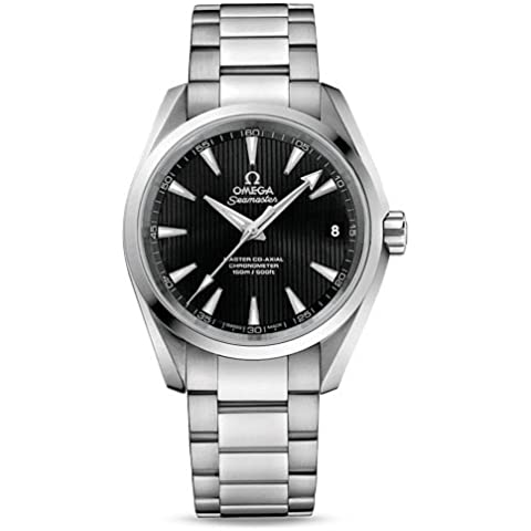 Omega Seamaster Aqua Terra coaxial Día Fecha 38,5mm–Reloj de hombre
