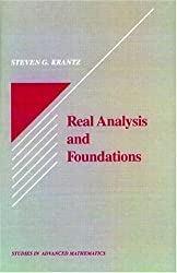 Real Analysis and Foundations by Steven G. Krantz (1991-09-12)