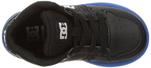DC Shoes Rebound Ul K, flâneurs garçon Black/Royal